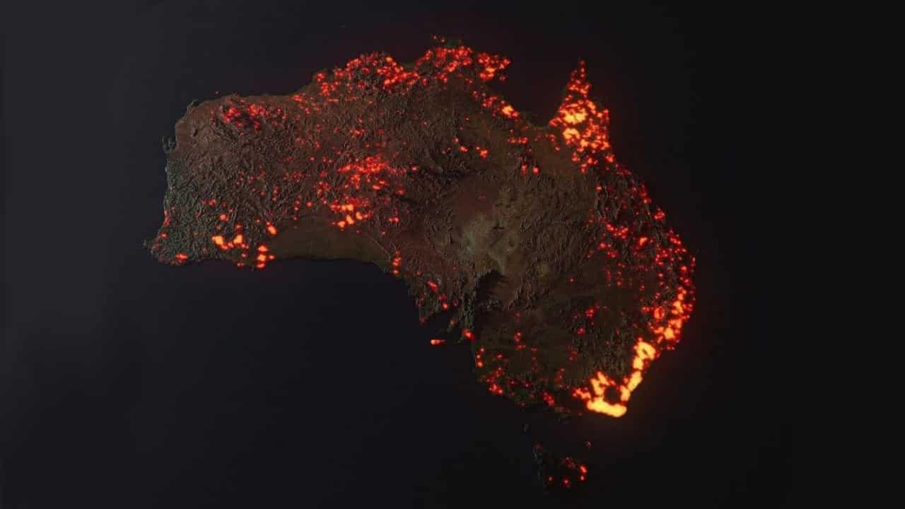L'incendie australien est politique