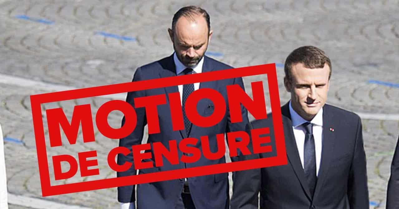 Retraites : La France insoumise propose une motion de censure contre le gouvernement