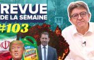 Revue de la semaine #103 : Australie, grève, Cédric Chouviat, Iran, police, pesticides
