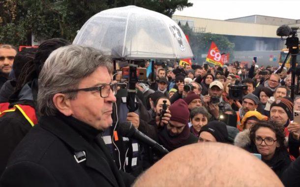 VIDÉO - Retraites : «Un coup de force contre la démocratie»