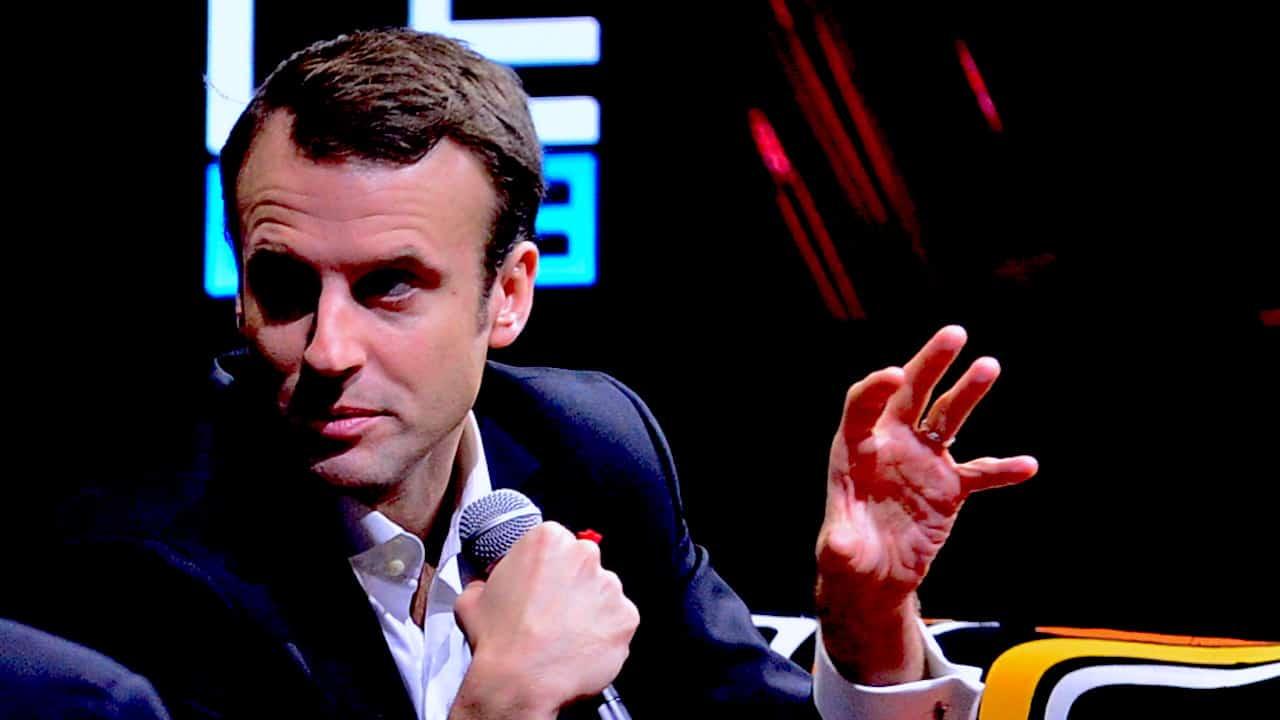 Macron et l'Histoire comme amnistie des dominations