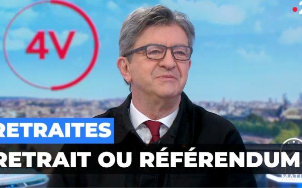 VIDÉO - Retrait ou référendum !