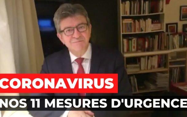 VIDÉO - Coronavirus : nos 11 mesures d'urgence