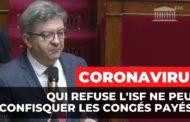 VIDÉO - Coronavirus : qui refuse l'ISF ne peut confisquer les congés payés !