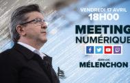 EN DIRECT - Coronavirus : #MeetingNumérique de Jean-Luc Mélenchon
