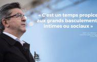 «C'est un temps propice aux grands basculements intimes ou sociaux» - Interview dans «Le Figaro»
