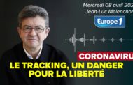 VIDÉO - Coronavirus : le tracking, un danger pour la liberté