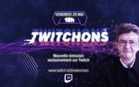 #Twitchons - Émission en direct sur Twitch sur les libertés publiques