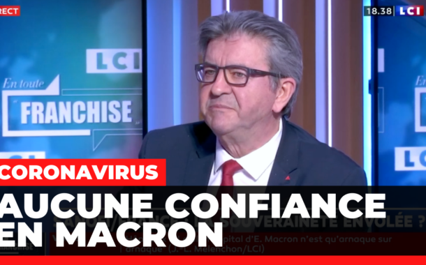 VIDÉO - Coronavirus : aucune confiance en Macron
