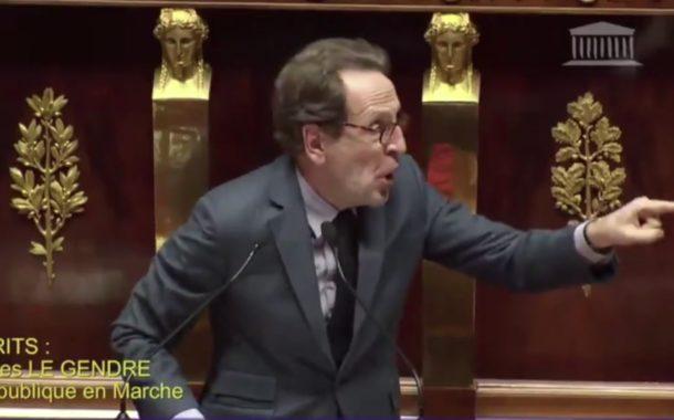 Ras-le-bol de la secte parlementaire macroniste !
