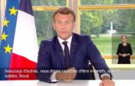 Macron nous saoule - Quatrième bavardage après la venue de la Covid-19