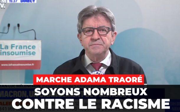VIDÉO - Marche Adama Traoré : soyons nombreux contre le racisme