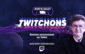 Twitchons ! - Émission sur Twitch en direct ce jeudi 16 juillet à 18h