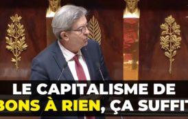VIDÉO - Le capitalisme de bons à rien : ça suffit !