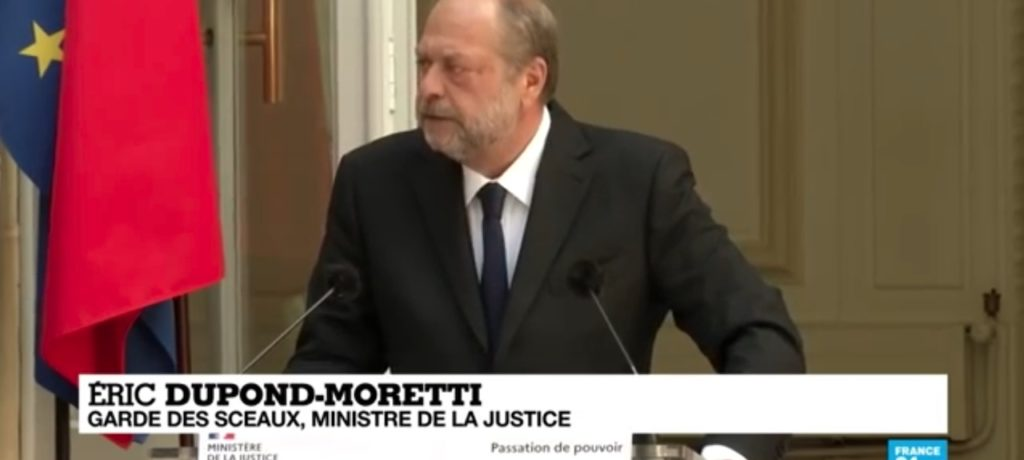 PARQUET EN FOLIE - Lettre ouverte au Garde des Sceaux Éric Dupond-Moretti