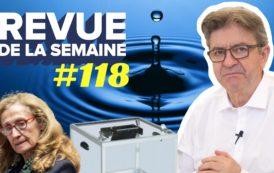 Revue de la semaine #118 : L'eau en danger, Municipales : tsunami d'abstention, Justice macronisée
