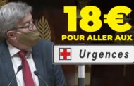 VIDÉO - 18€ pour aller aux urgences ? - L'alerte de Mélenchon