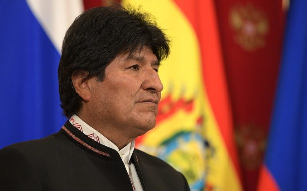 evo morales bolivie