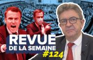Revue de la semaine #124 : Confinement, état d'urgence : le régime autoritaire