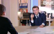 La semaine « Brut ». Macron annonce qu'il s'en ira ?