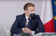 Macron fixe son programme 2022 à Bruxelles