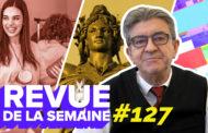Revue de la semaine #127 : Laïcité : les hypocrites, Service citoyen, meeting en réalité augmenté