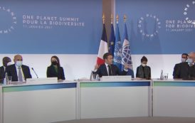 One Planet Summit : le grand raout de Tartuffe