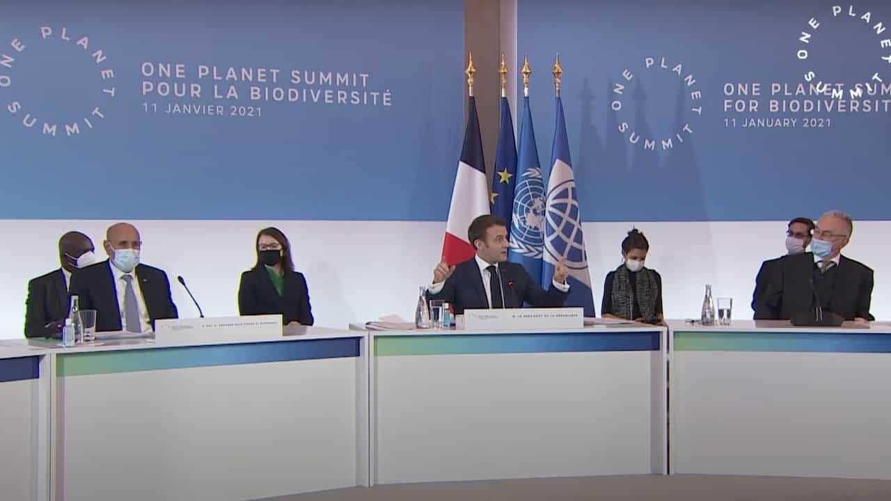 One Planet Summit: le grand raout de Tartuffe