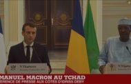 Tchad : le maréchal Déby exagère, mais ses amis Macron et Le Pen ne sont pas encore dégoutés