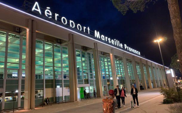 Question écrite - aéroport Marseille Provence et loi climat