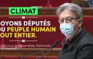 Climat : soyons députés du peuple humain tout entier