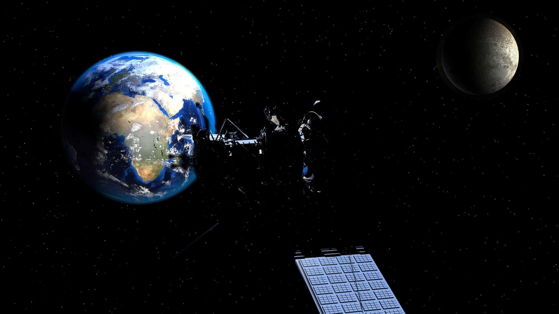 La guerre dans l'espace se prépare activement