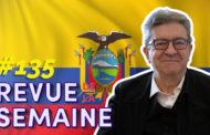 #RDLS135 : Les leçons de l'Équateur / Vaccins : levez les brevets / Combattre le lawfare