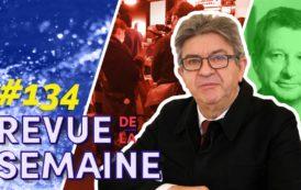 #RDLS134 - Votation eau, question sociale, unité, Jadot, appel aux communistes
