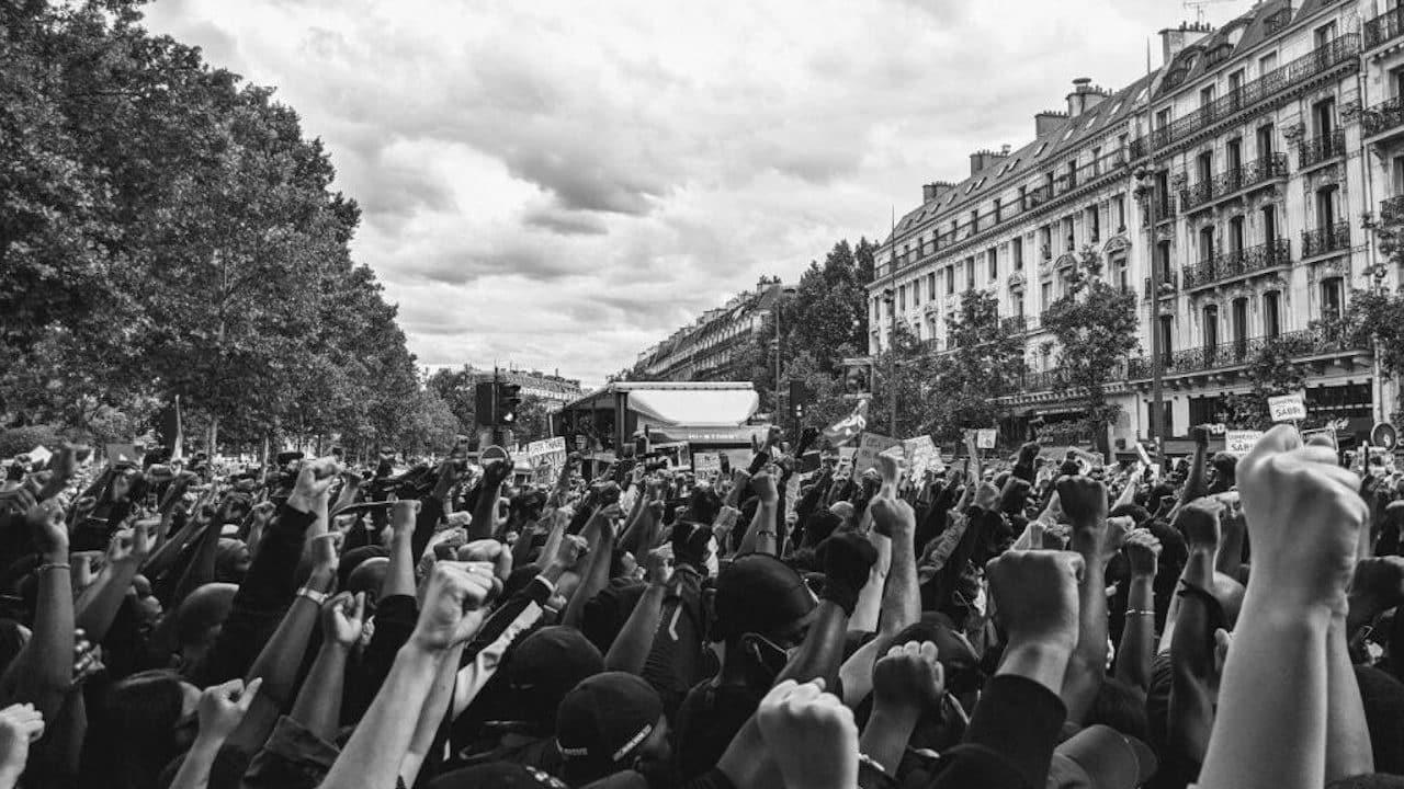 L'appel à la marche des libertés, contre les idées d'extrême droite