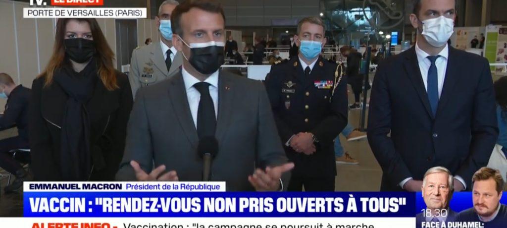 Courrier à Emmanuel Macron pour que la France soutienne la levée des brevets sur les vaccins à l'OMC et dans les prochaines discussions internationales