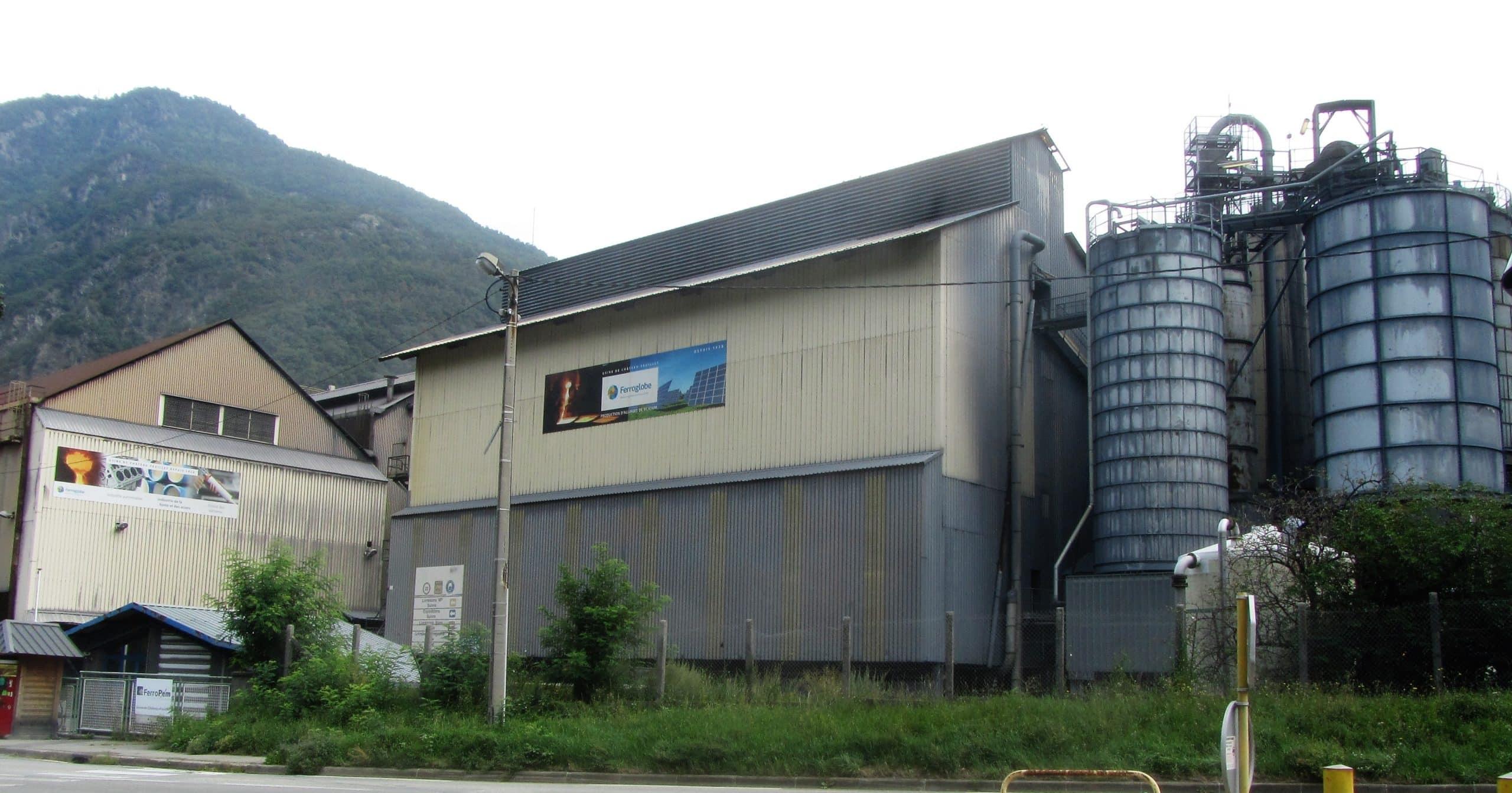Contre la fermeture de deux usines Ferropem