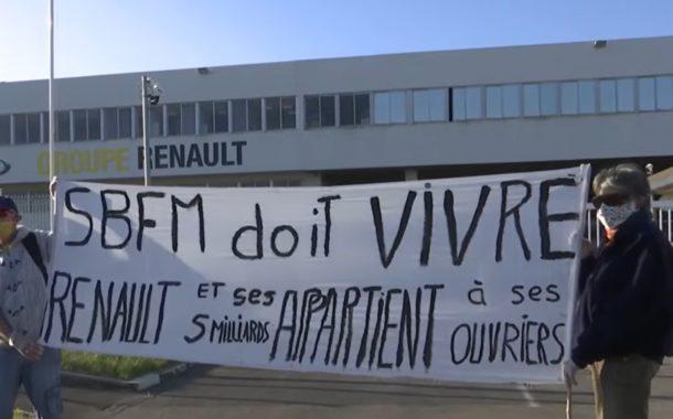Un avenir pour la Fonderie de Bretagne