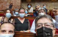 Récit d'un travail d'équipe contre le pass sanitaire