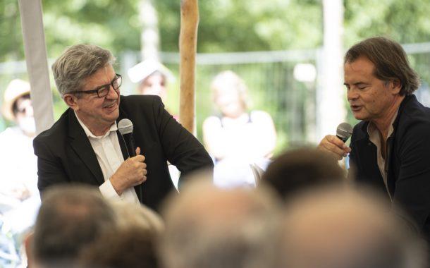 «Le peuple est l'acteur de l'Histoire» - J.-L. Mélenchon au festival du journalisme