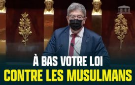 À bas votre loi contre les musulmans !