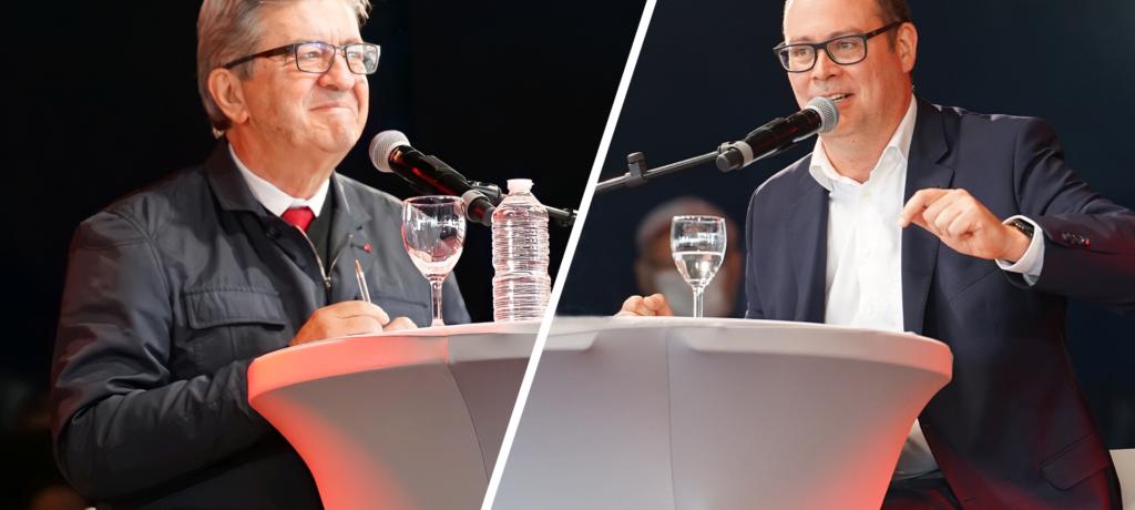 Débat Mélenchon-Hedebouw : La gauche en Europe face à la montée de l'autoritarisme