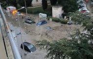 Marseille : il pleut à trombe. Le déluge en vue ?