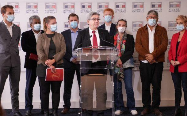 Conférence de presse : Bilan de 4 ans de mandat du groupe parlementaire La France insoumise